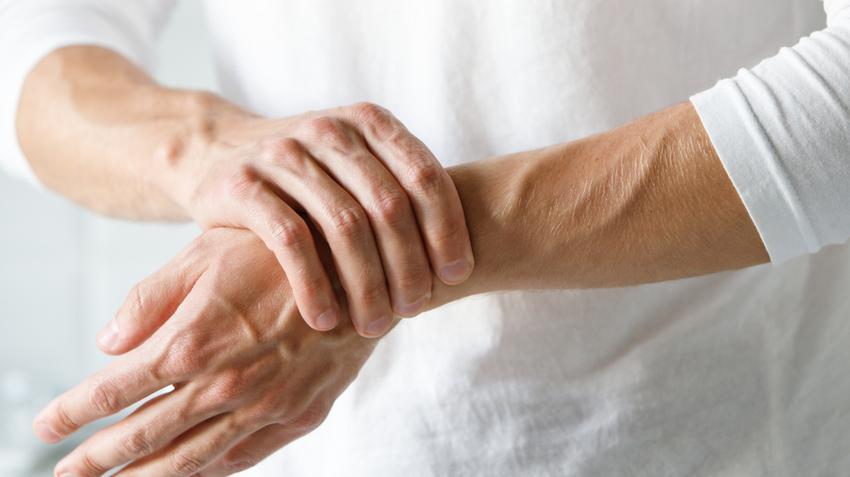 hogyan lehet enyhíteni a mutatóujj ízületének fájdalmát