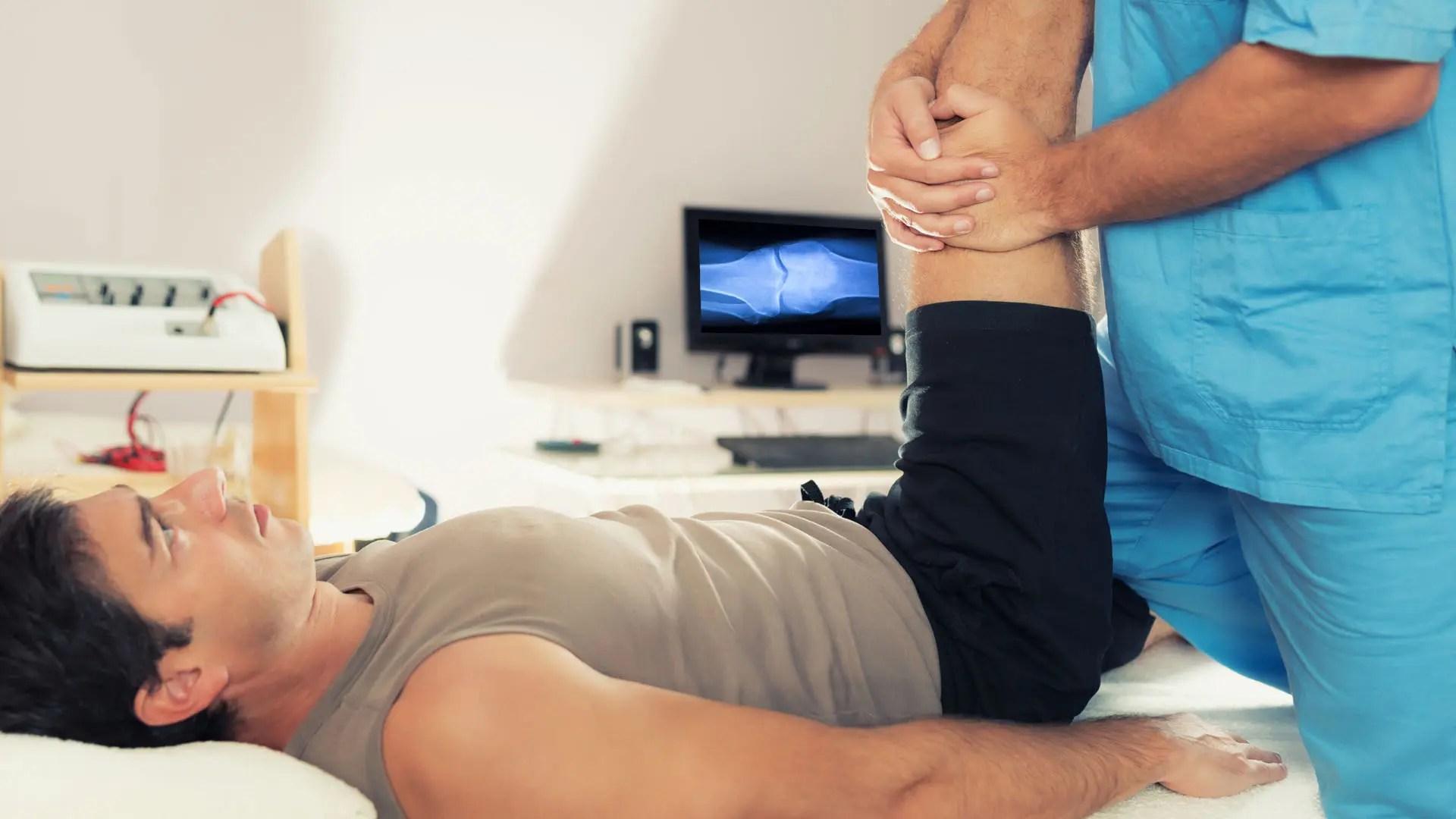 a térd krónikus intraartikuláris károsodása