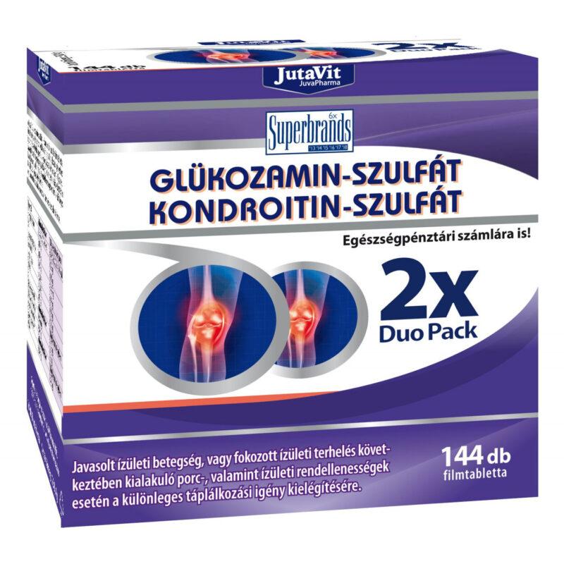 kondroitint és glükózamint tartalmazó gyógyszer