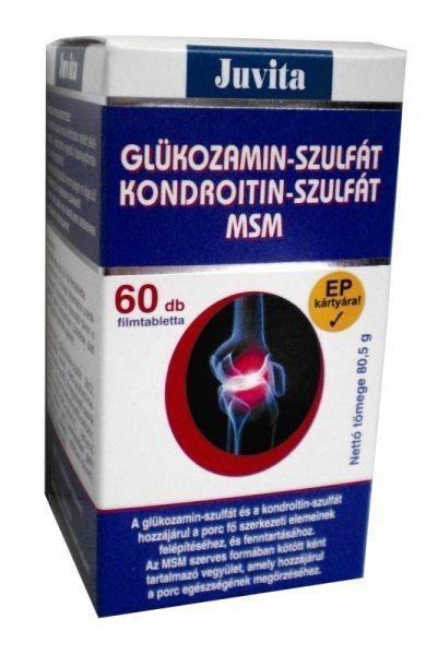 olcsó kondroitin és glükózamin tabletta)