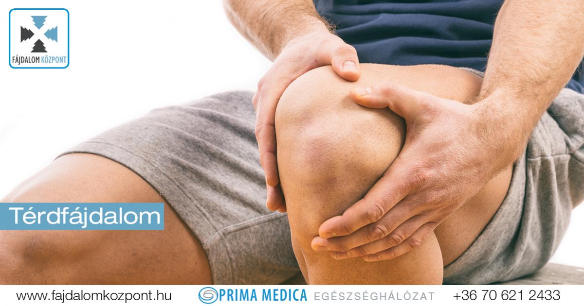 amikor a térd artrózisával járó fájdalom