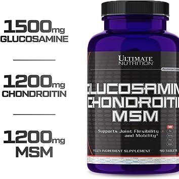 arthra glucosamine chondroitin reviews