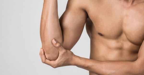 Kötés a könyökízület epicondylitisével - Fej July