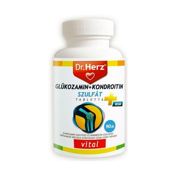 glükózamin-kondroitin komplex leírása