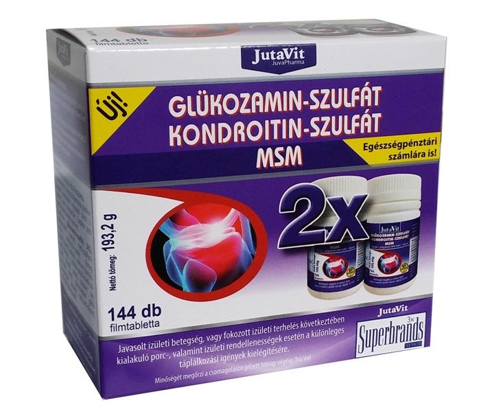 kenőcs petefészek kondroitin és glükózamin