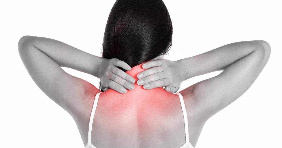 fájdalom a fej nyakában és az ízületekben ételmérgezés és ízületi fájdalmak