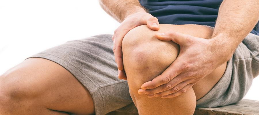 a térdízületet fájdalom kezelésére