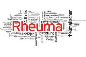 rheuma arthritis diagnostik