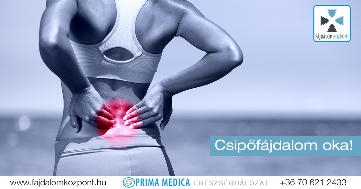 fájó csípőfájdalom tünetei