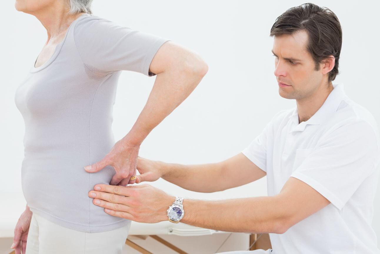 a nyaki csigolyák közötti csontritkulás kezelése
