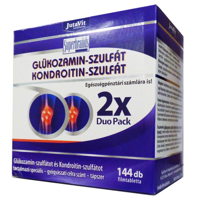 glükózamin és kondroitin gyógyszertári árban