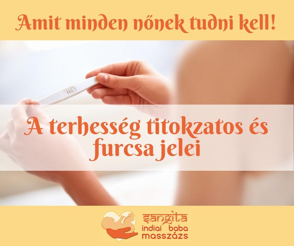 alhasi és derékfájdalom terhesség elején)