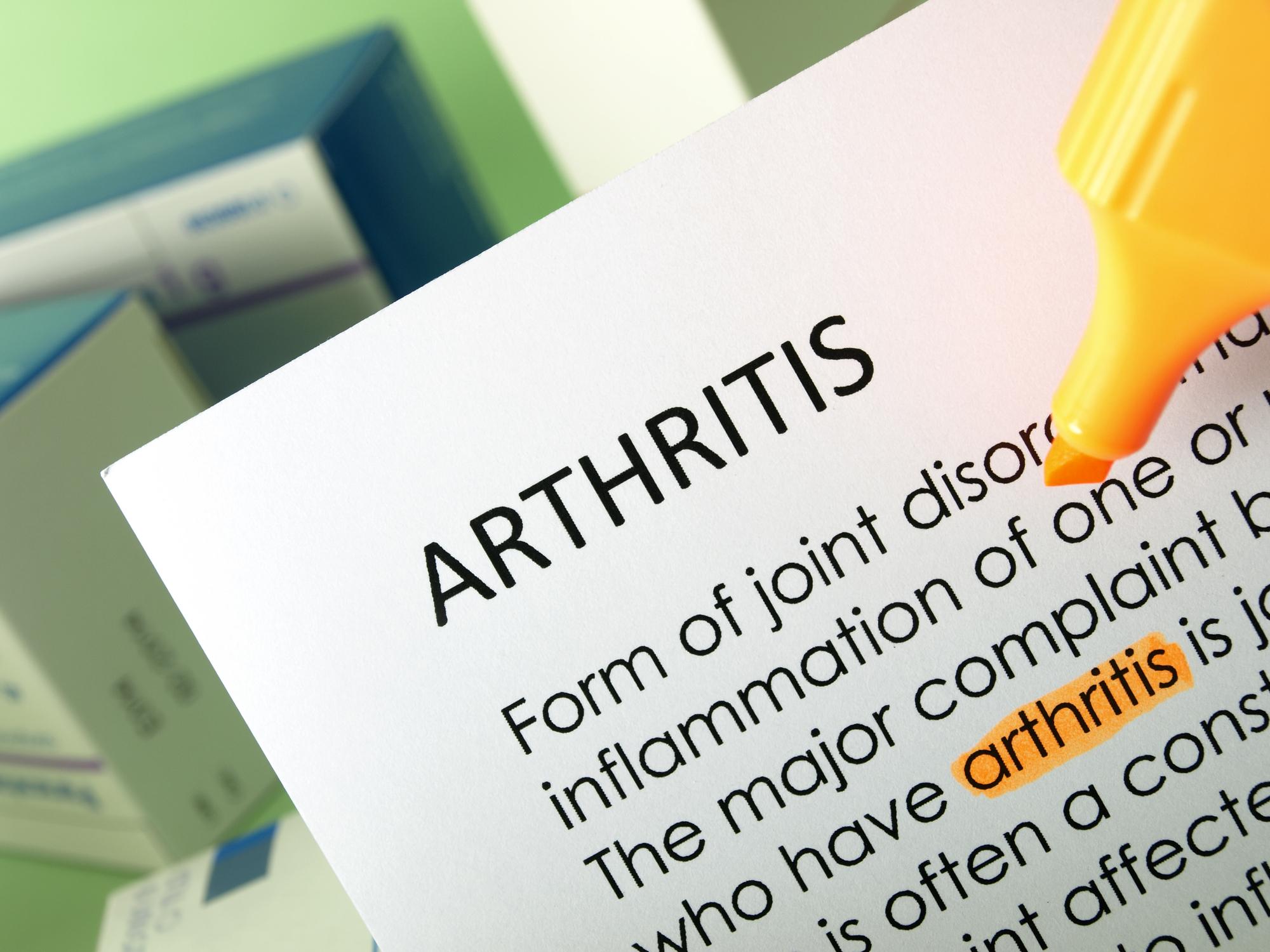 az ujjízület gennyes artritisz