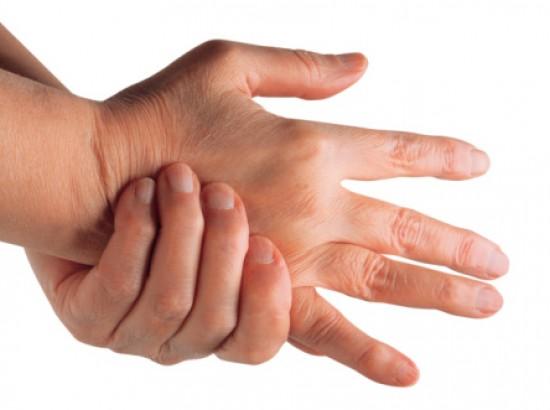 ízületi gyulladás az ujjakon