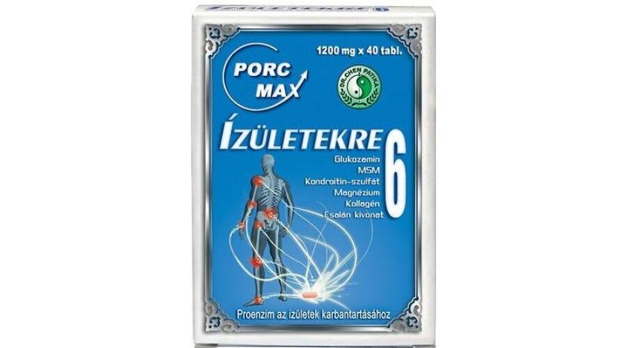 természetes kondroitin glükózaminnal