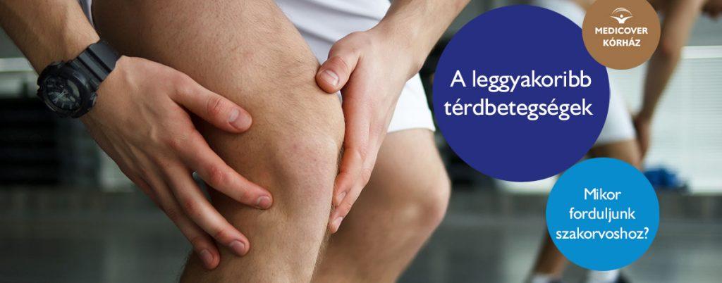poszttraumás térdbetegségek fájdalmat okoz a csípőízületben