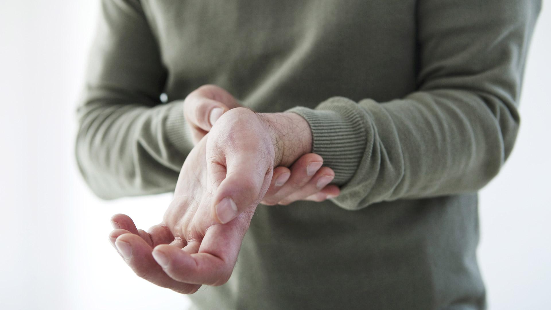 a kéz ízületei fájnak a hidegtől