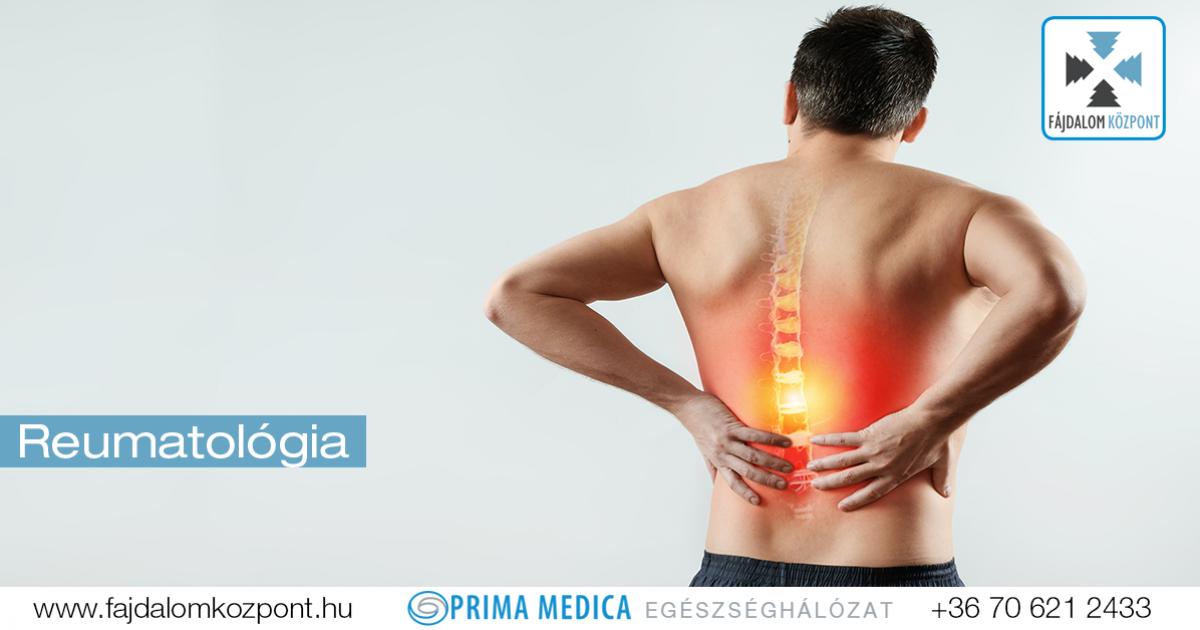 ízületek fáj a reumatológia)