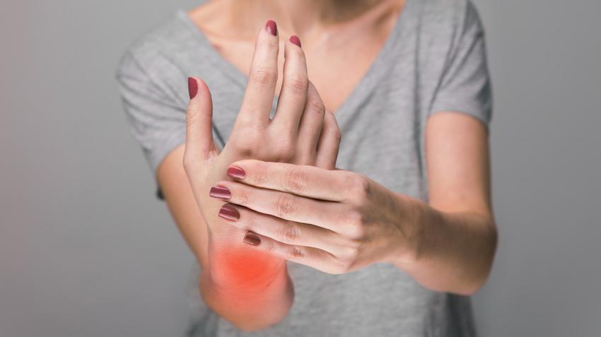 izomfájdalom a könyökben