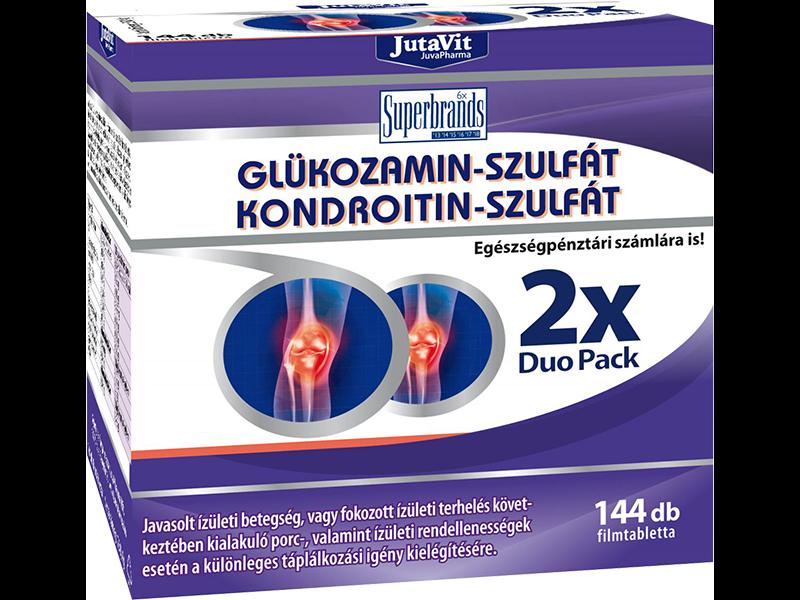 lehetséges glükózamint és kondroitint is bevenni)