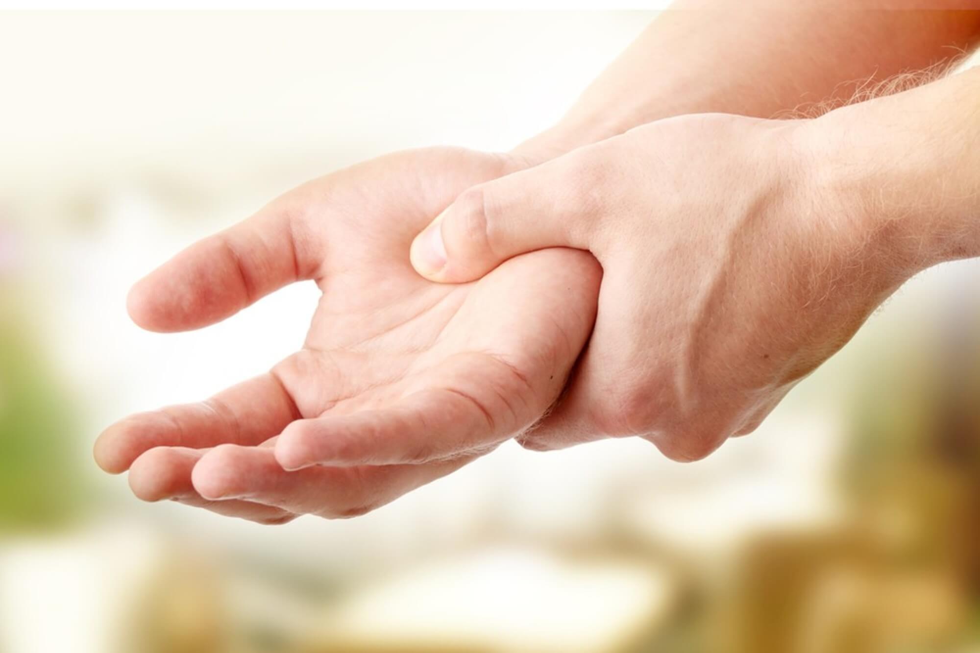 az ujjak ízületeinek fájdalmainak kezelése