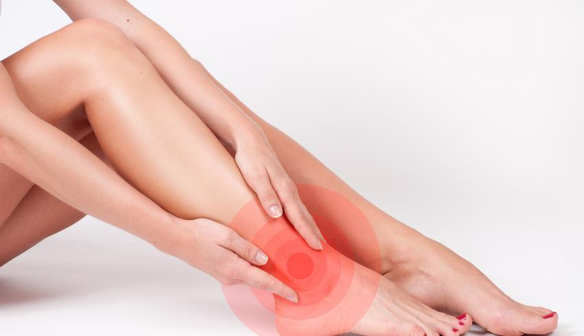 A bokasérülés lehetséges okai, fajtái és kezelése