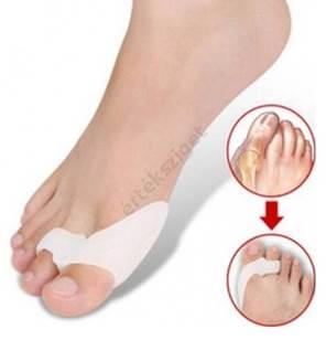 fájdalom a jobb láb nagy lábujjának ízületében
