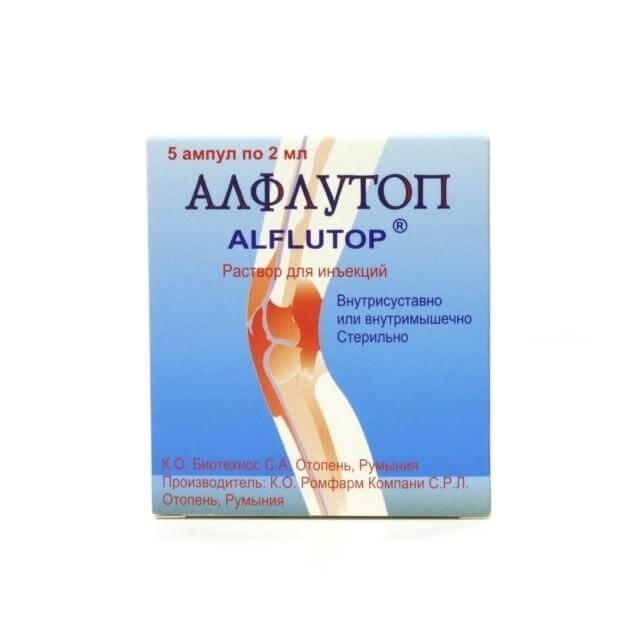 az ízületbe injektált gyógyszerek)