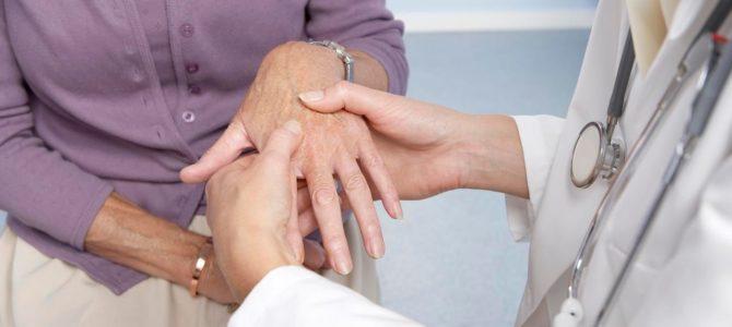 hogyan lehet felismerni a kéz ízületi gyulladását)