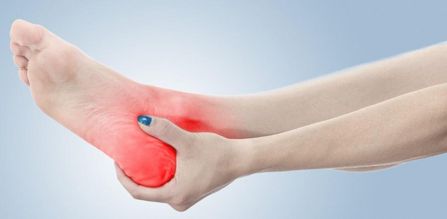 lábfürdő az ízületi fájdalmak kezelésére)