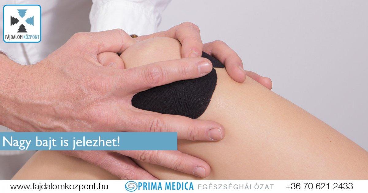 az ízületek és a karok fájnak és ropognak)