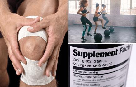 Glükozamin+kondroitin szulfát+MSM tabletta 90db- ízület