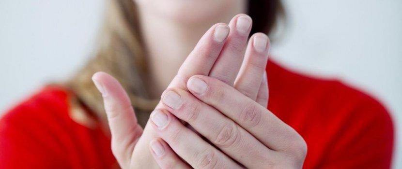 hogyan lehet az ízületi gyulladást azonosítani az ujjakon