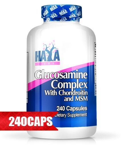 Glucosamine Chondroitin - Izületvédők - Nutrition Store - Táplálékkiegészítő Webáruház