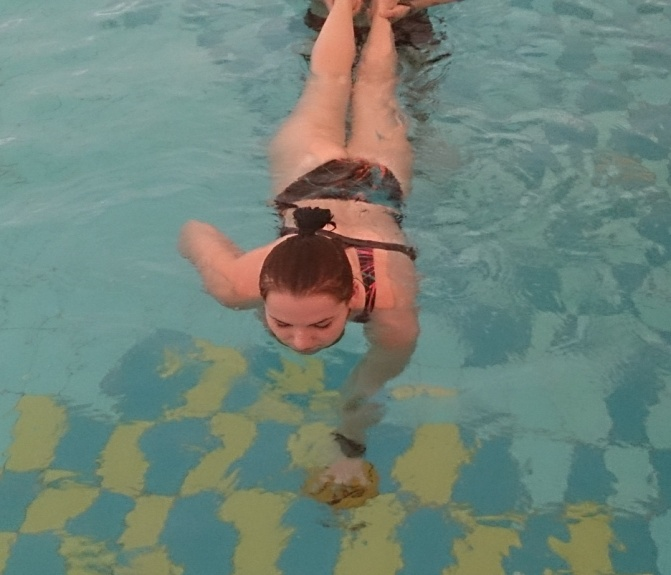 csípőízületi úszás