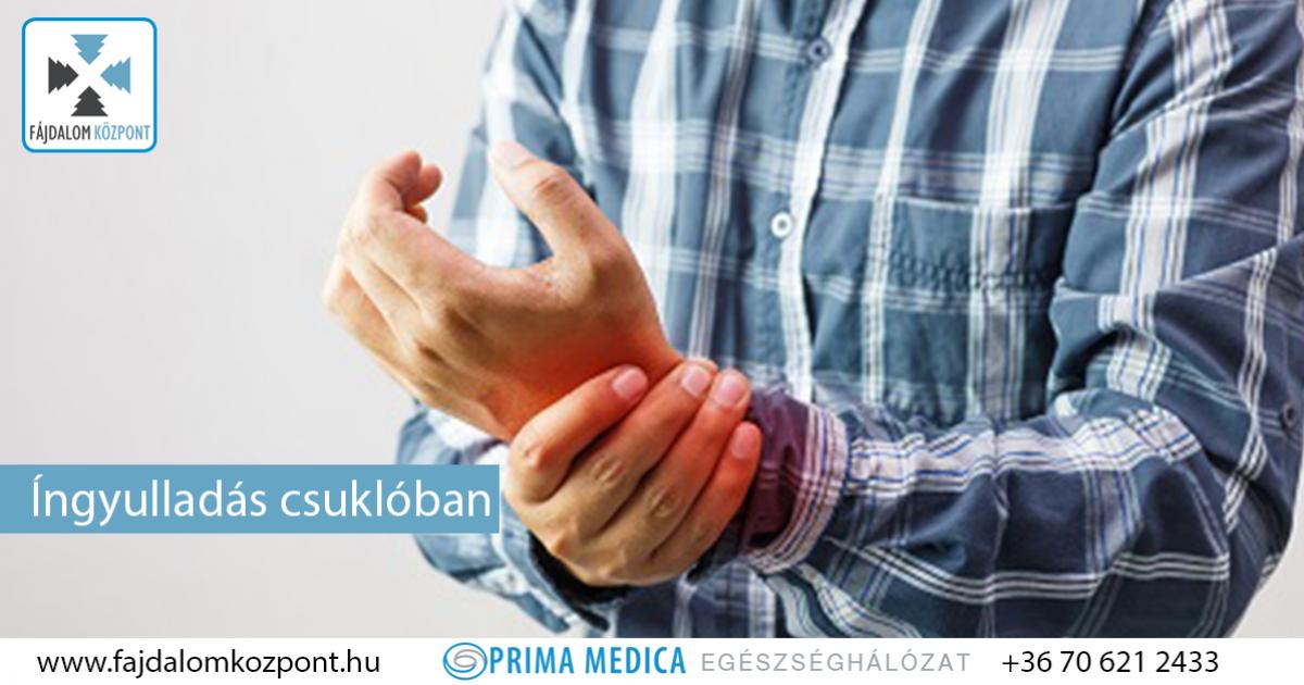 Kézfájdalom – a kéz és a csukló fájdalmának okai 2.rész - Napidoktor