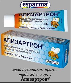 apizartron kenőcs oszteokondrozisra