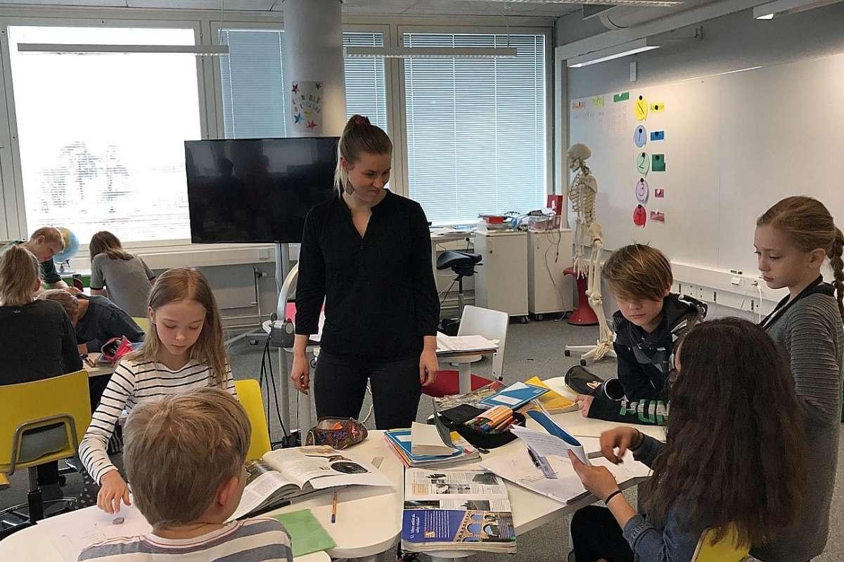 finn közös felkészülés
