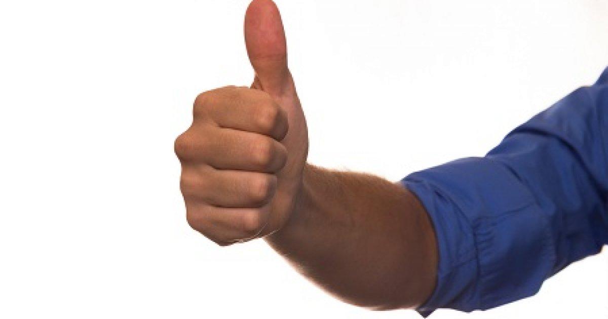 hajlítva az ujjak ízületei fájnak