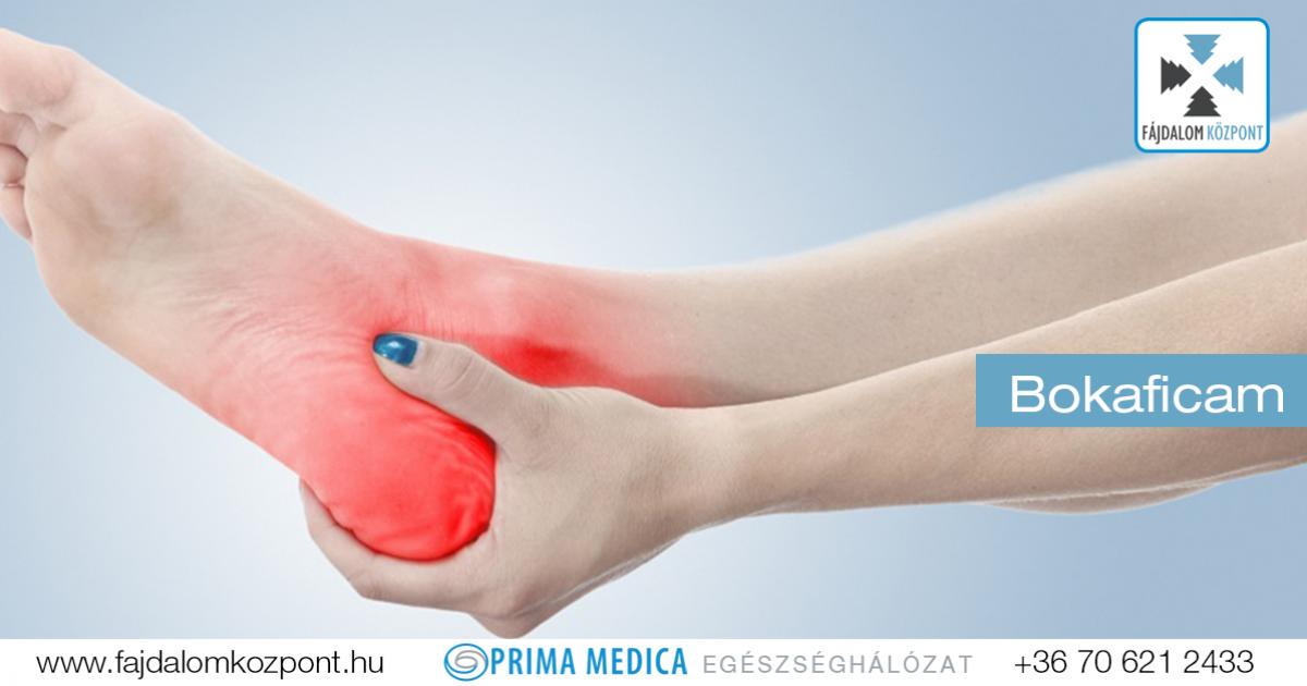 hogyan kell kezelni a bokaízületet sérülés után)