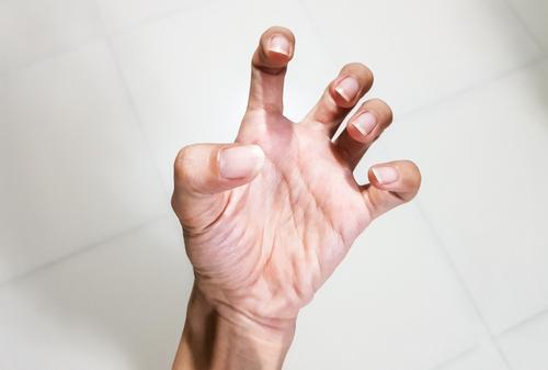 ujjízület fájdalom a kezén a vállízület zárt sérülései