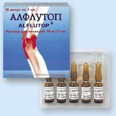 a gél injekciózása a csípőízületbe)